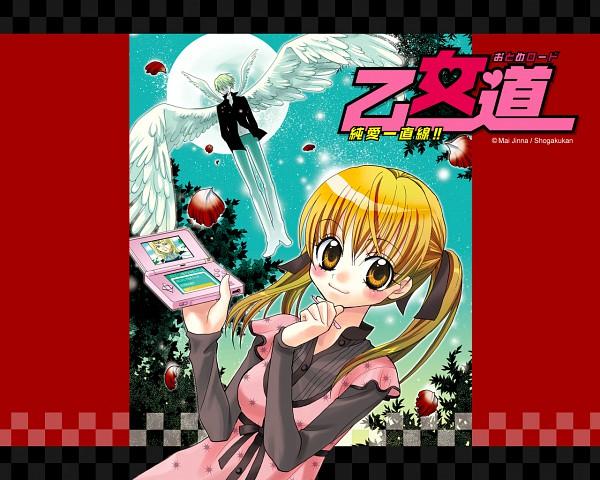 Tags: Anime, Jinna Mai, Otome Michi, Official Art, Official Wallpaper, Wallpaper, Otome Road