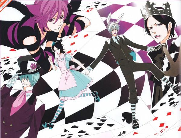Tags: Anime, Aya Kanno, Otomen, Juta Tachibana, Masamune Asuka, Ryo Miyakozuka, Hajime Tonomine, Kitora Kurokawa