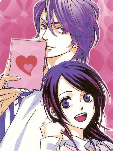 Tags: Anime, Aya Kanno, Otomen, Juta Tachibana, Ryo Miyakozuka, Official Art