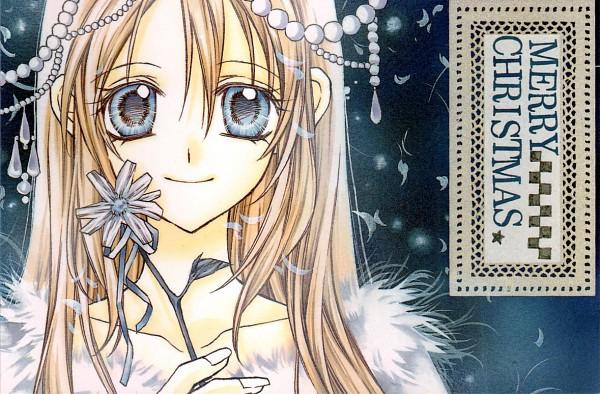 Tags: Anime, Tanemura Arina, Shinshi Doumei Cross, Otomiya Haine, Official Art