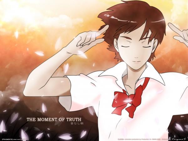 Tags: Anime, Ishii Akiharu, Production I.G., Blood+, Otonashi Saya, Official Art, Wallpaper