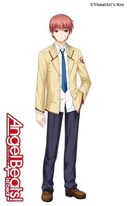 Otonashi Yuzuru - Angel Beats!