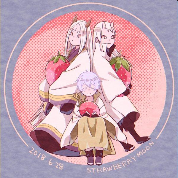 Otsutsuki Clan - NARUTO