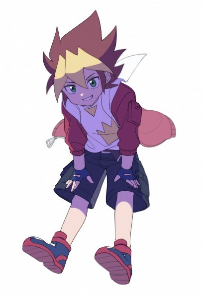 Tags: Anime, Yu-Gi-Oh!, Yu-Gi-Oh! SEVENS, Oudou Yuuga, Fanart, Twitter