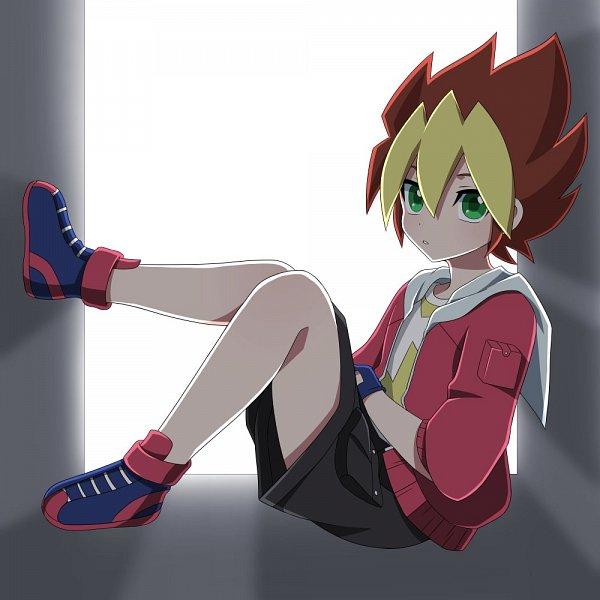 Tags: Anime, Pixiv Id 50705794, Yu-Gi-Oh! SEVENS, Yu-Gi-Oh!, Oudou Yuuga, Fanart, Twitter, Fanart From Pixiv, Pixiv