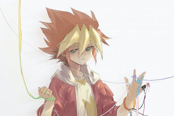 Tags: Anime, Yu-Gi-Oh! SEVENS, Yu-Gi-Oh!, Oudou Yuuga, Fanart, Twitter