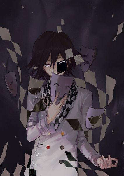 Tags: Anime, KKia, New Danganronpa V3, Ouma Kokichi, Fanart From Pixiv, Pixiv, Fanart