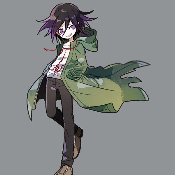 Tags: Anime, Pixiv Id 460180, New Danganronpa V3, Ouma Kokichi, Komaeda Nagito (Cosplay), Fanart From Pixiv, Pixiv, Fanart