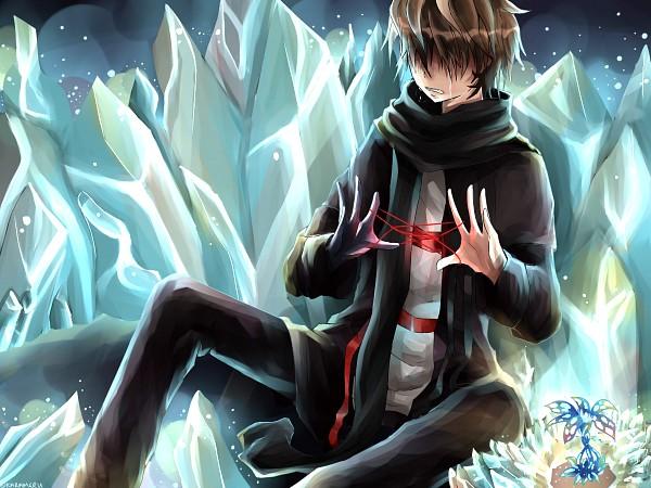 Tags: Anime, Yurui Karameru, GUILTY CROWN, Ouma Shu, deviantART, Fanart, Fanart From DeviantART, Funeral Parlor