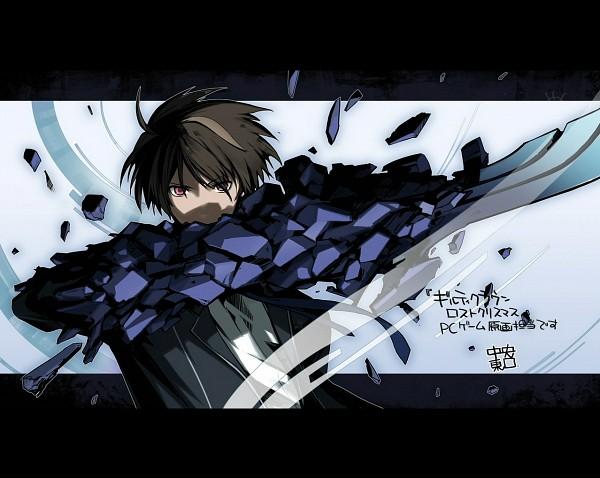 Tags: Anime, Katou Hiromi, Production I.G., GUILTY CROWN, Ouma Shu, Screenshot, End Cards, Official Art, GUILTY CROWN - End Cards