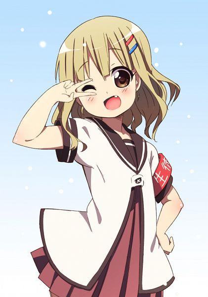 Tags: Anime, Tamaran, Yuru Yuri, Oumuro Sakurako