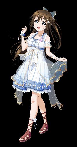 Tags: Anime, KLab, Love Live! School Idol Festival ALL STARS, Ousaka Shizuku, Official Art