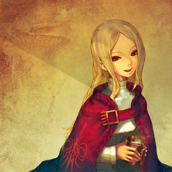 Ovelia Atkascha - Final Fantasy Tactics