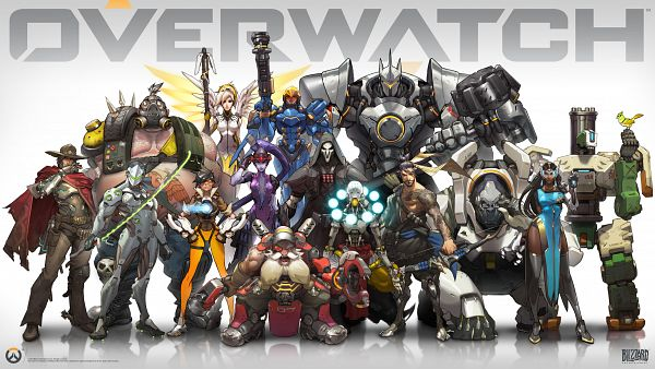 Overwatch - Blizzard Entertainment