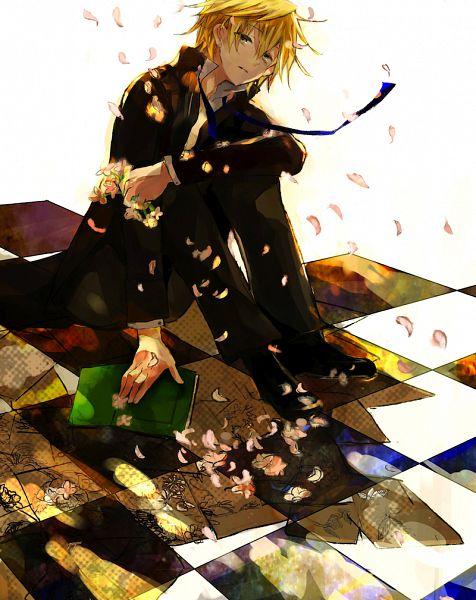 Tags: Anime, Mana Mannha, Pandora Hearts, Oz Vessalius, Fanart, Pixiv