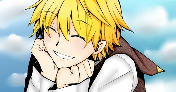 Tags: Anime, Pandora Hearts, Oz Vessalius, Facebook Cover