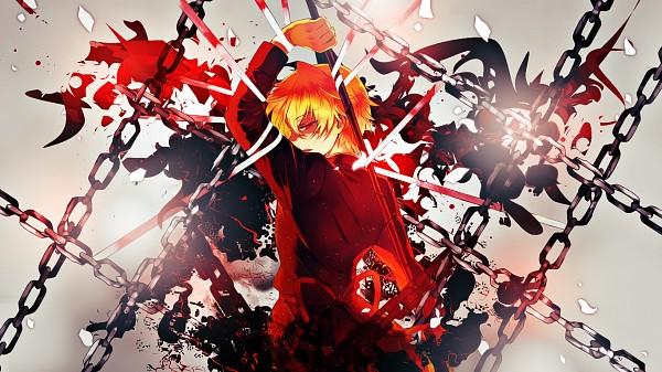 Tags: Anime, Pandora Hearts, Oz Vessalius, 1366x768 Wallpaper, Artist Request, Edited, Facebook Cover, Wallpaper