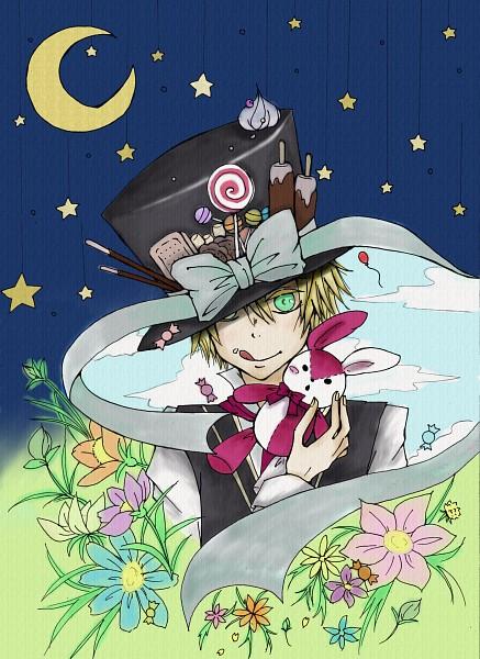 Tags: Anime, Pandora Hearts, Oz Vessalius