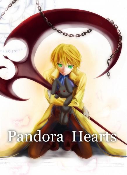 Tags: Anime, Pandora Hearts, Oz Vessalius, Mobile Wallpaper, Pixiv