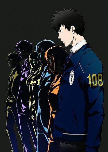 PSYCHO-PASS: Kanshikan Kougami Shinya
