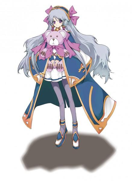 Tags: Anime, Nippon Ichi Software, Mana Khemia, Pamela Ibis, Official Art
