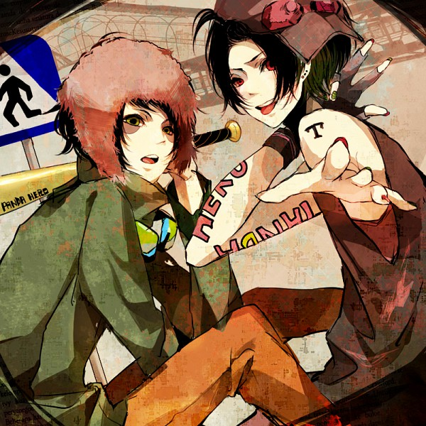 Tags: Anime, Kana (kwbr32), ShounenT, Rumdarjun, Baseball, Pixiv, Nico Nico Douga, Panda Hero, Nico Nico Singer