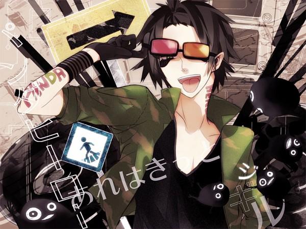 Tags: Anime, Enuenu Natsumi, Jegyll, Nico Nico Douga, Nico Nico Singer, Panda Hero, Pixiv