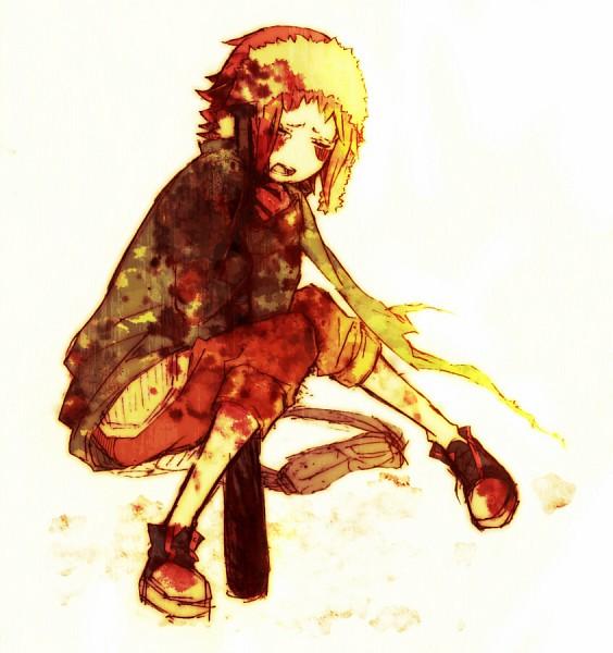 Tags: Anime, Inazumrai, VOCALOID, GUMI, Panda Hero, Sketch