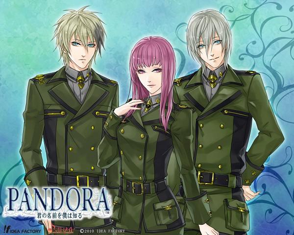 Pandora - IDEA FACTORY