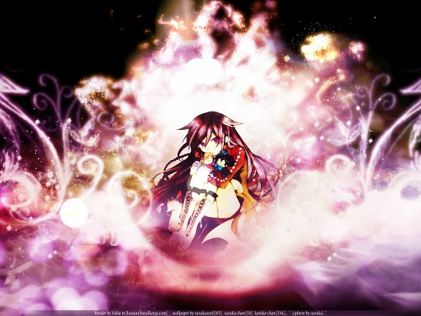 Tags: Anime, Mochizuki Jun, Pandora Hearts, Alice Baskerville, Oz Vessalius, Gilbert Nightray, Wallpaper
