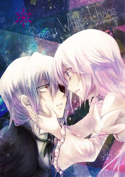 Tags: Anime, Yuunagi (Yumemi Gokochi), Pandora Hearts, Xerxes Break, Will of the Abyss, Mobile Wallpaper, Fanart, Pixiv