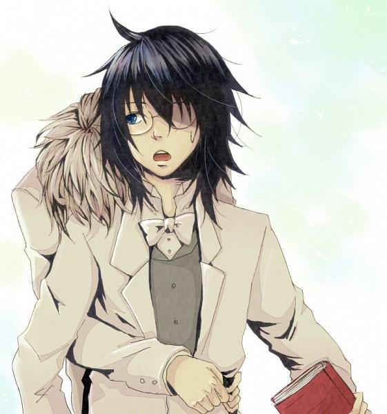 Tags: Anime, Pandora Hearts, Leo Baskerville, Elliot Nightray, Fanart
