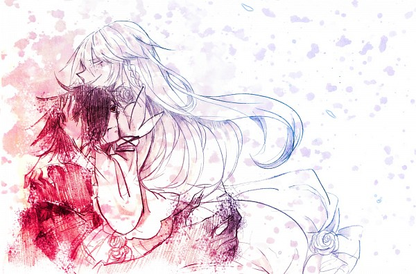 Tags: Anime, Pixiv Id 2210638, SQUARE ENIX, Pandora Hearts, Cheshire Cat (Pandora Hearts), Will of the Abyss, Fanart, Pixiv