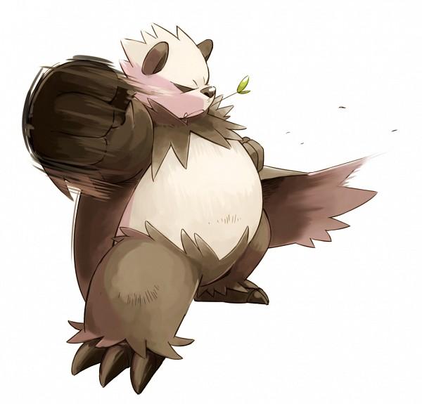 Tags: Anime, Pixiv Id 327835, Pokémon, Pangoro, Fanart From Pixiv, Pixiv, Fanart