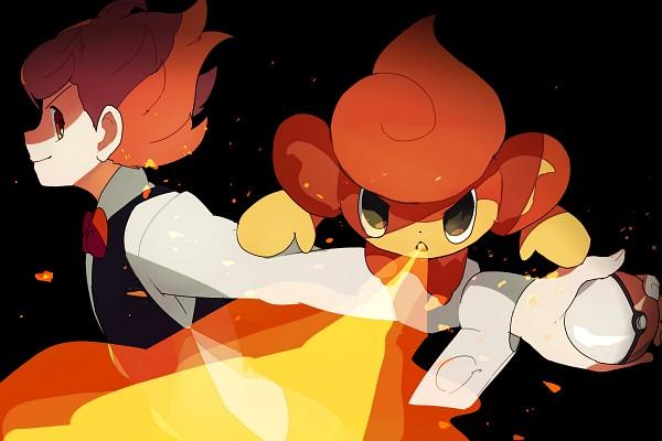 Pansear - Pokémon