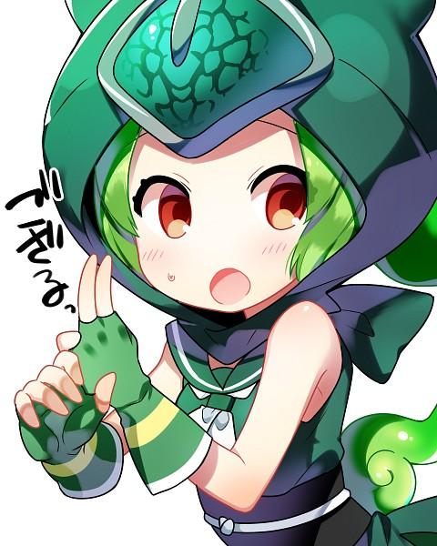 Panther Chameleon (Kemono Friends) - Kemono Friends