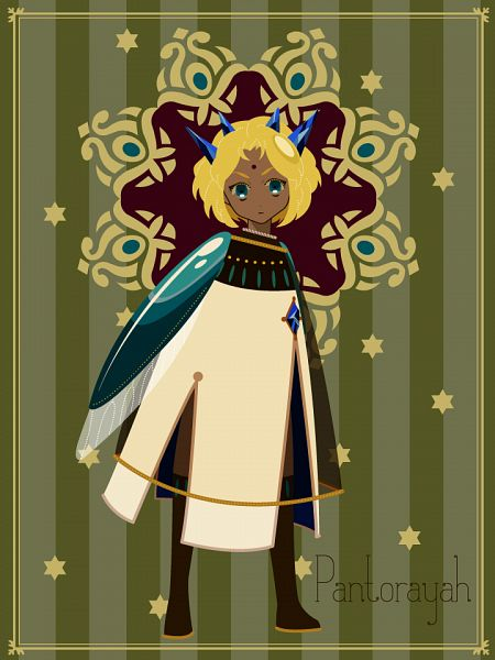Pantorayah - Pixiv Fairy Ikusei Kikaku