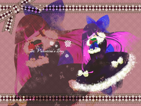 Tags: Anime, Panty and Stocking With Garterbelt, Anarchy Stocking, Wallpaper
