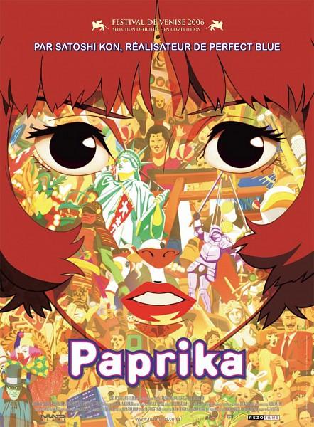 Tags: Anime, Paprika (OVA), Paprika (Character), Statue of Liberty