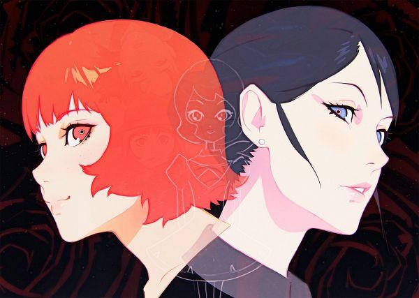 Tags: Anime, Ilya Kuvshinov, Paprika (OVA), Paprika (Character), Chiba Atsuko, Fanart, Fanart From Pixiv, Pixiv