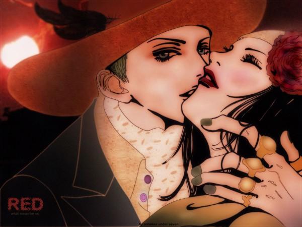Tags: Anime, Yazawa Ai, Paradise Kiss, George Koizumi, Hayasaka Yukari, Wallpaper