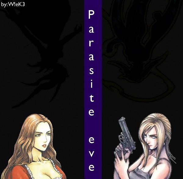 Tags: Anime, Nomura Tetsuya, SQUARE ENIX, Parasite Eve, Aya Brea, Melissa Pearce, Rivals