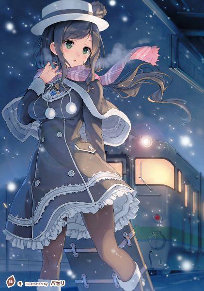 Tags: Anime, Paseri, Girls Girls Girls! 10 Season Girl Collection, Original, Mobile Wallpaper, Scan, PNG Conversion