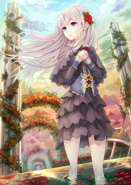 Tags: Anime, Paseri, Mobile Wallpaper, Quarterly Pixiv, Pixiv, Original