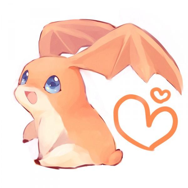 Patamon - Digimon Adventure