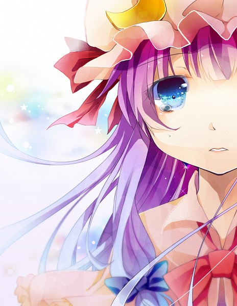 Tags: Anime, Kyuuran, Touhou, Patchouli Knowledge, Pixiv