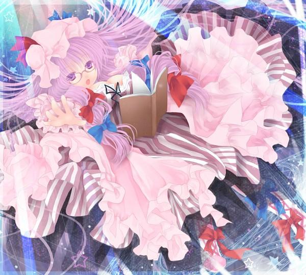 Tags: Anime, Rara419, Touhou, Patchouli Knowledge