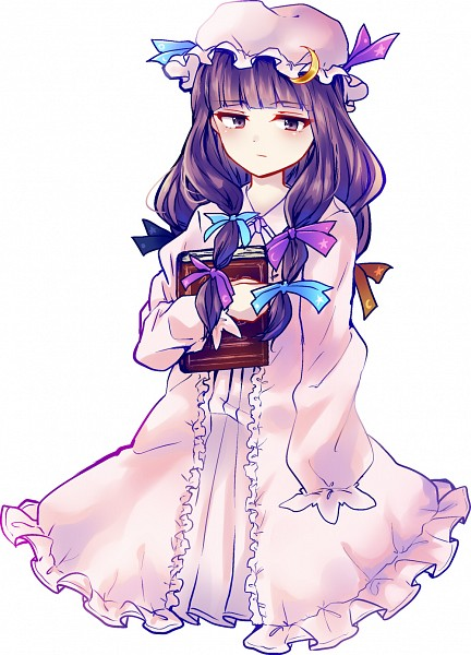 Tags: Anime, Minagi (Miraura), Touhou, Patchouli Knowledge, Mobile Wallpaper, Fanart, Fanart From Pixiv, Pixiv
