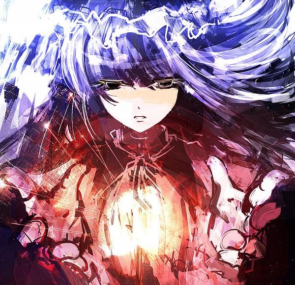 Tags: Anime, Mark (abenyugu), Touhou, Patchouli Knowledge, Fireball, deviantART