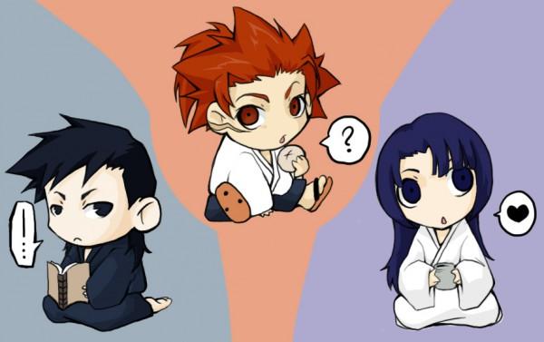 Tags: Anime, Peace Maker Kurogane, Yamazaki Susumu (Peace Maker Kurogane), Okita Souji (Peace Maker Kurogane)